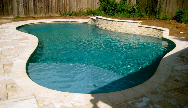Swimming pools for Pool design rules